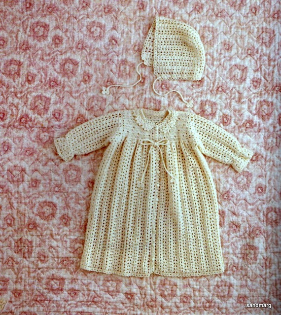 Japanese Crochet Baby Dress Pattern : Japanese Baby Knit and Crochet Pattern Book Ages Newborn to