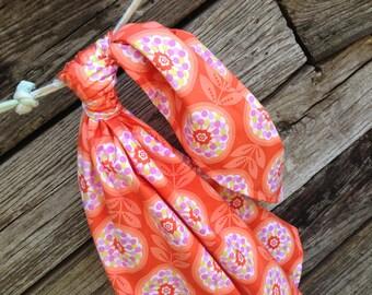 Erin McMorris Flower Pop Blanket Swaddler Light: Receiving Blanket