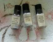 5Ml All Natural Perfume Oil Roll on Bottle Your Choice of Fragrance With Pure Essential Oils