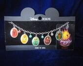 Disneyland Charm Bracelet - Light Magic Parade -- Rare Short Lived Item