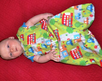 Baby Sleep Sack/ Wearable Blanket PDF Pattern