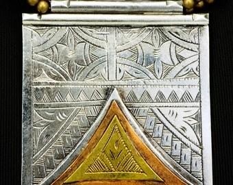 Asia Meets Africa Three Metals - Tuareg & Nepalese