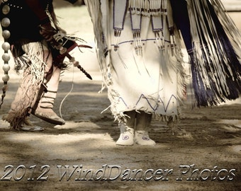 Dancing Feet - Native American - Dancers - Southwest - Tribal - Fine Art Photo - Travel - Home Decor - Office Decor - Toned Photo - Wall Art