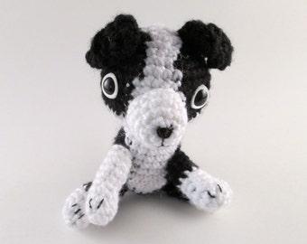 Custom Amigurumi Puppy- Made to Order