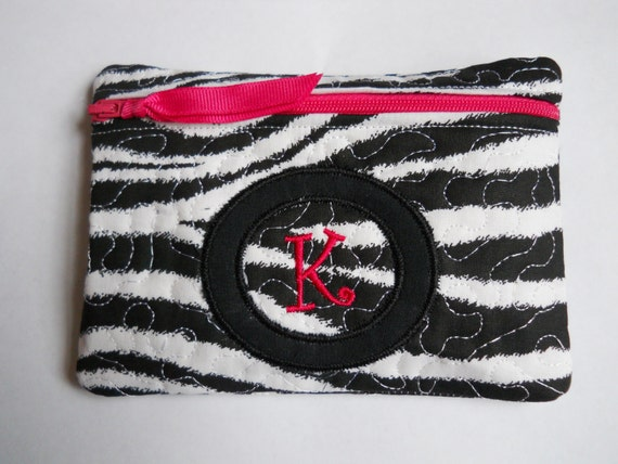 Personalized Oval Cosmetic Case