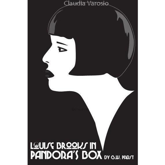 Pandora's Box 12x18 inches movie poster