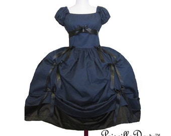 Gothic Lolita Dress Bird Cage Ball Gown Custom in your size and Color