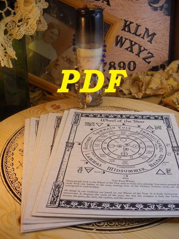 New Spirit Conjuration Set Bos Sheets Pdf By Bladeandbroom