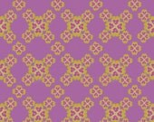 Nel Whatmore - Secret Garden - Cross Your Heart -  Pebble PWNW42 - Available in Yards, Half Yards and Fat Quarters
