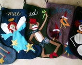 Custom stockings for Tera
