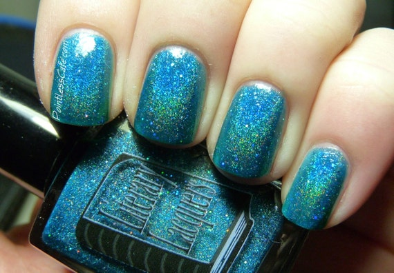 Pan Galactic Gargle Blaster Full Size Holographic Nail Lacquer ...