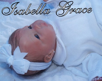 Custom Made Luca Reborn Baby from Brittany's Babies