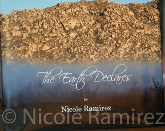 "My Book  ""THE EARTH DECLARES"""