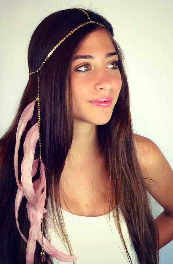 Etsy Chain Headpiece Chain Headpiece Head Chain