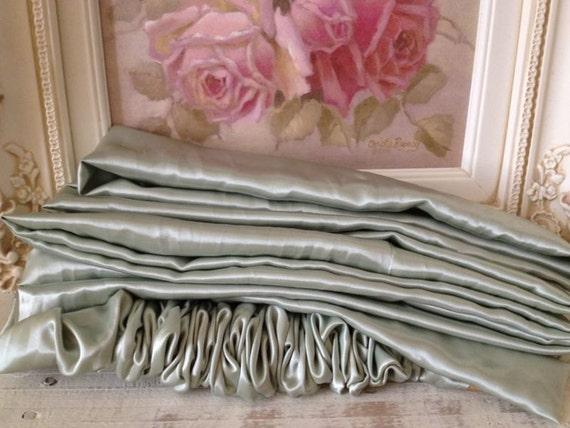 chandelier or cord cover laurel shimmer mist green crystal. Black Bedroom Furniture Sets. Home Design Ideas