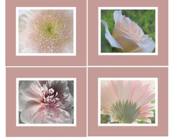 Pink Floral Photos, Photo Collection, Floral Wall Art, Garden Floral Photos, Garden Photo Art, Nature Photography, Garden Wall Art