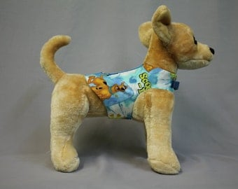 HARNESS PET CLOTHES Scooby Doo Where Are You Printed Shirt