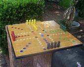 Aggravation  peg game board Nice and BIG
