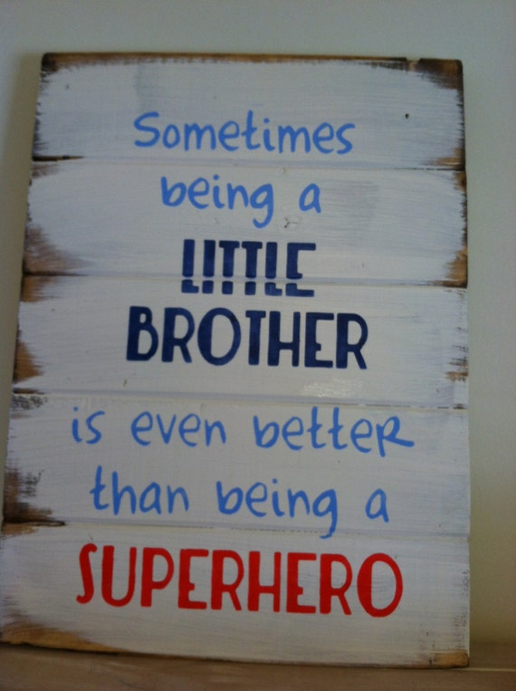 Sometimes Being A Little Brother Is Even Better Than Being A