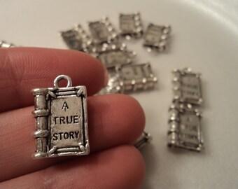 "Book - ""A True Story"" - set of 2 - #B126"