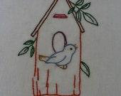 A New Bird House