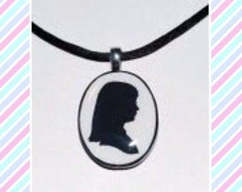 Custom Silhouette Pendant