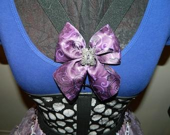 One Of A Kind Spooky Cute Corset Belt OOAK