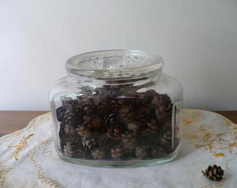 Unique Vintage Storage Jar