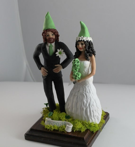 personalised wedding cake topper ireland items similar to custom wedding cake topper sculpture 18244