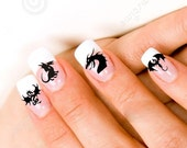 24 Dragon Nail Decals