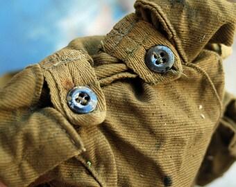 vintage military bag... May 54