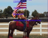 Presenting the Colors     8 x 10 inch Archival Photograph