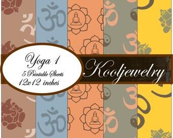 Yoga 1 Paper Pack - No.148