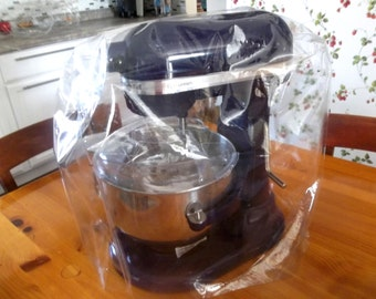 Appliance Covers Clear Vinyl Kitchenaid Mixer Covers,Toasters, Coffee makers .Made to your specifications.