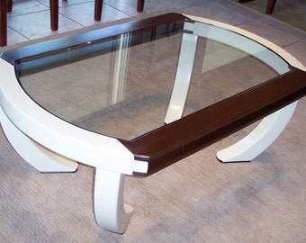 The Curvature Coffeetable