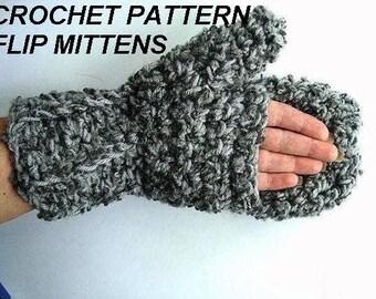 Free Crochet Patterns Flip Top Mittens : FLIPTOP MITTEN CROCHET PATTERN ? Free Crochet Patterns