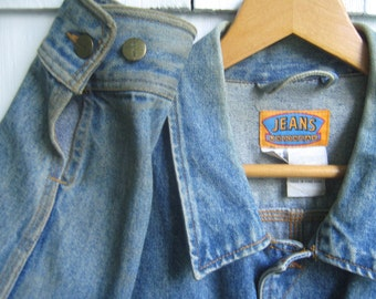 Vintage Jean Denim Jacket Union Bay