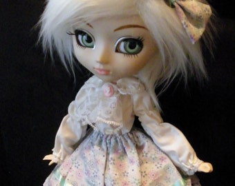 Pullip lolita outfit - flowertime
