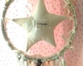 Dream Catcher - Stars - Dreams - Home Decor - Nursery Decor