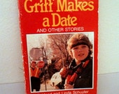 Vintage 1980's Kids Of Degrassi St. Youth Book Novel -  Griff Makes A Date & Other Stories