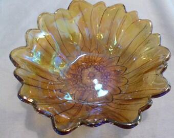 The World Cutest Daisyflower Marigold Bowl SO PRETTY