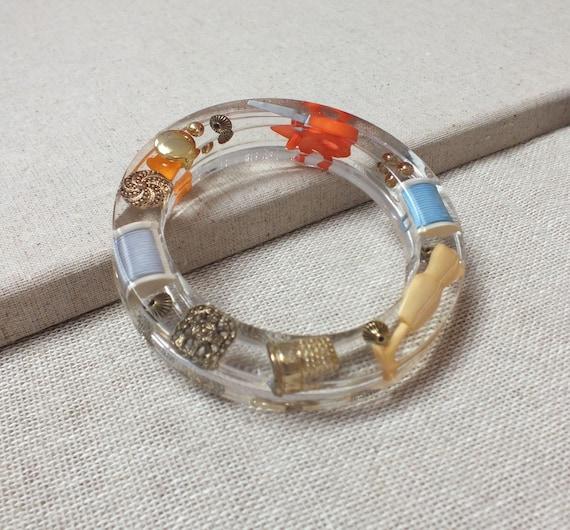 Resin Jewellery Bangle Resin Jewellery