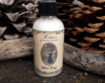 Rita's New Day Spiritual Mist Spray - Pagan, Magic, Hoodoo, Witchcraft, Juju