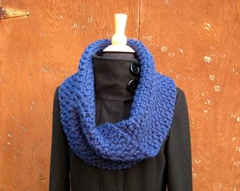 Instant Download PDF Womens Cowl Crochet Pattern Ladies Infinity Scarf  Neckwarmer Winter Boardwalk Cowl