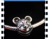 Mickey Mouse Charm - Fits European Style Bracelets