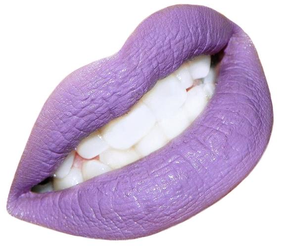 Purple Lipstick Semi-Matte Lavender-Exotic by ...