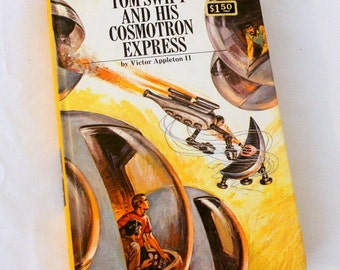 Tom Swift and His Cosmotron Express - Number 32 - 1970