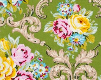 Circa Maggie  by Jennifer Paganelli for Free Spirit Fabrics PWJP076-GRN  Green