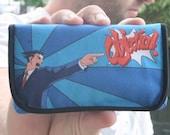 Phoenix Wright Nintendo New 3DS/3DS XL/LL Case