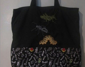 Bugs Tote Bag Shopping Bag Diaper Bag